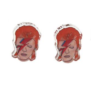 david bowie earrings