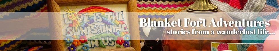 blanket fort adventures banner
