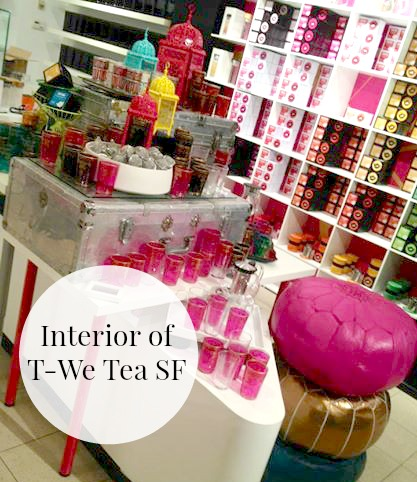 SPOTLIGHT ON T-WE TEA : Interview with owner Chris Coccagna