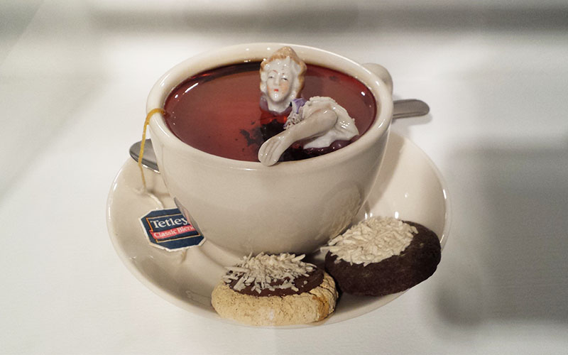 tea cup II