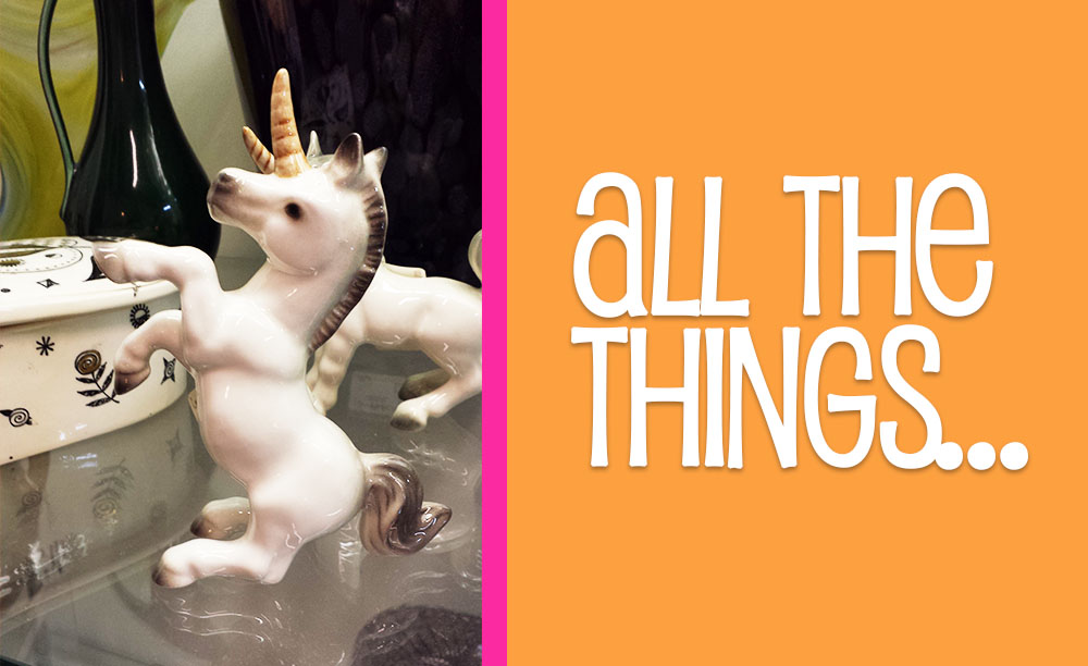 ALL THE THINGS : I