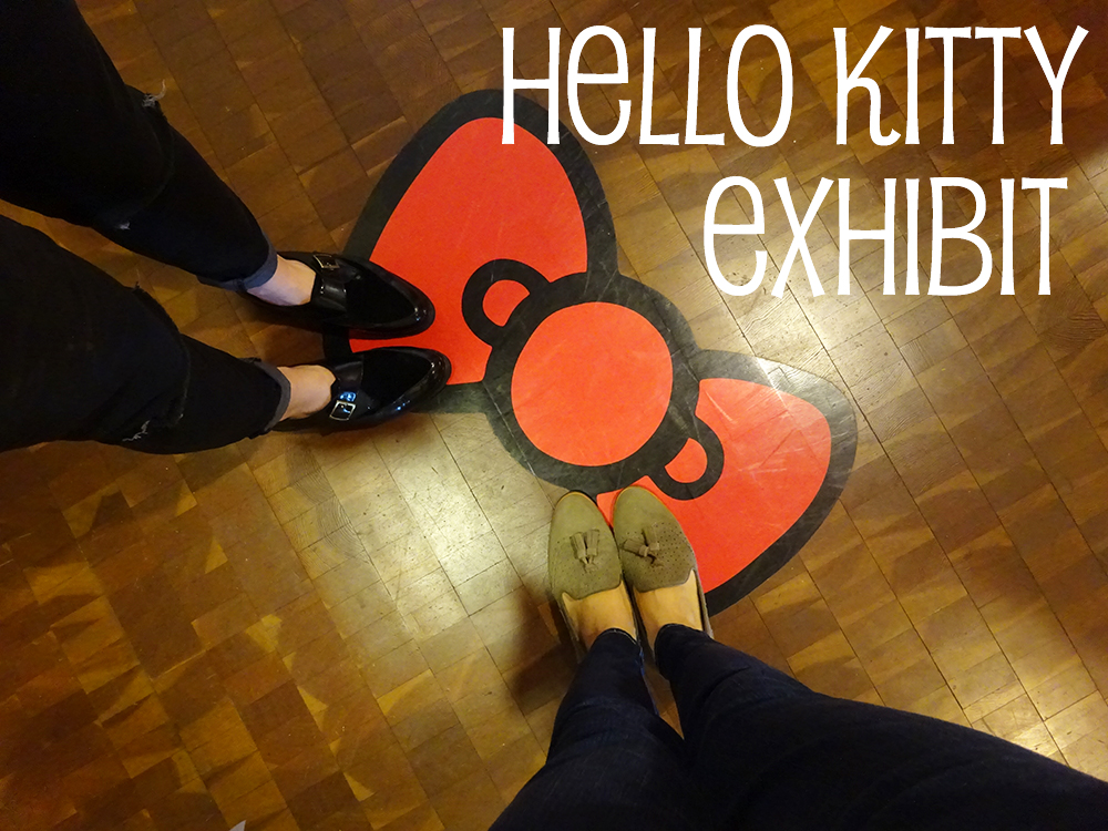 JANM Hello Kitty Exhibit