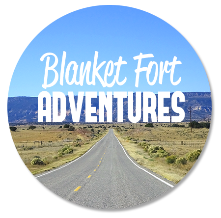 Blanket Fort Adventures