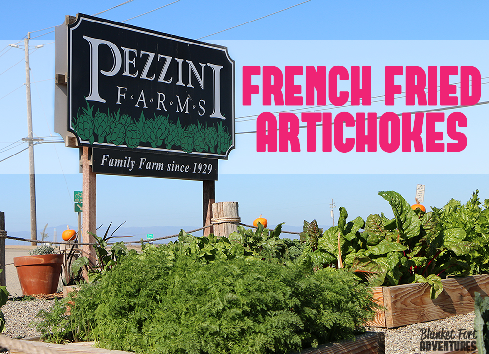 Pezinni Farms Artichokes