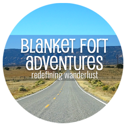 Blanket Fort Adventures Logo