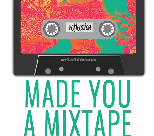 mixtape reflections : Bowie, Rolling Stones, Chromatics, Broncho