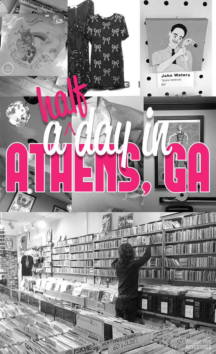 GA: A Half Day in Athens