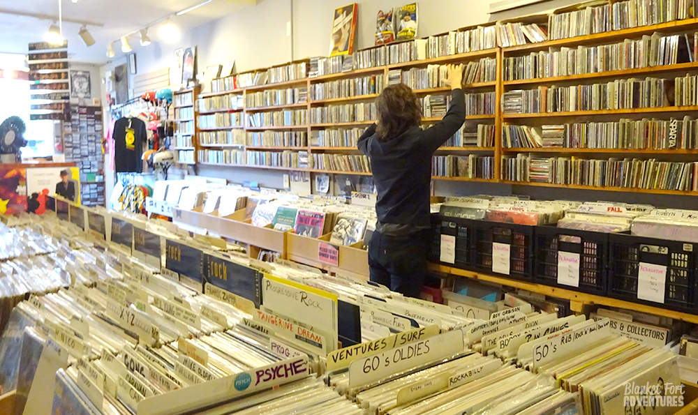 Low Yo Yo records in Athens, GA