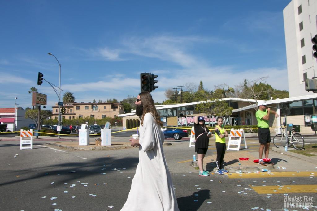 Jesus LA Marathon