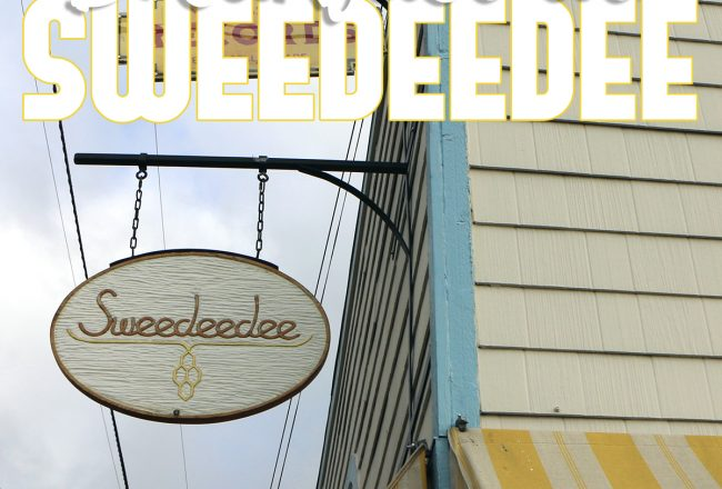 Breakfast at Sweedeedee