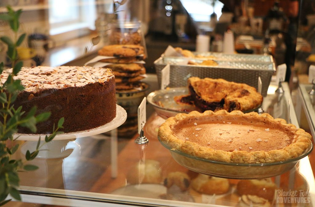 Pies at Sweedeedee