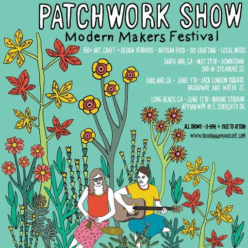 Long Beach Patchwork Show