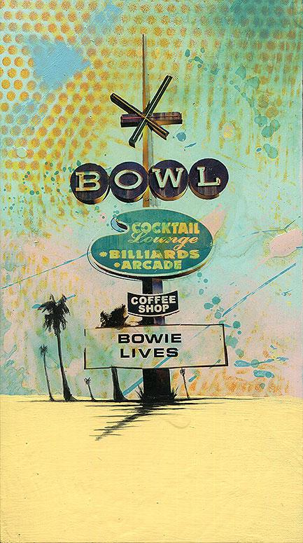 Craig Skibs Barker - Bowl