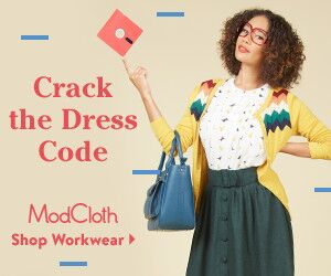 Crack Work Wear Modcloth