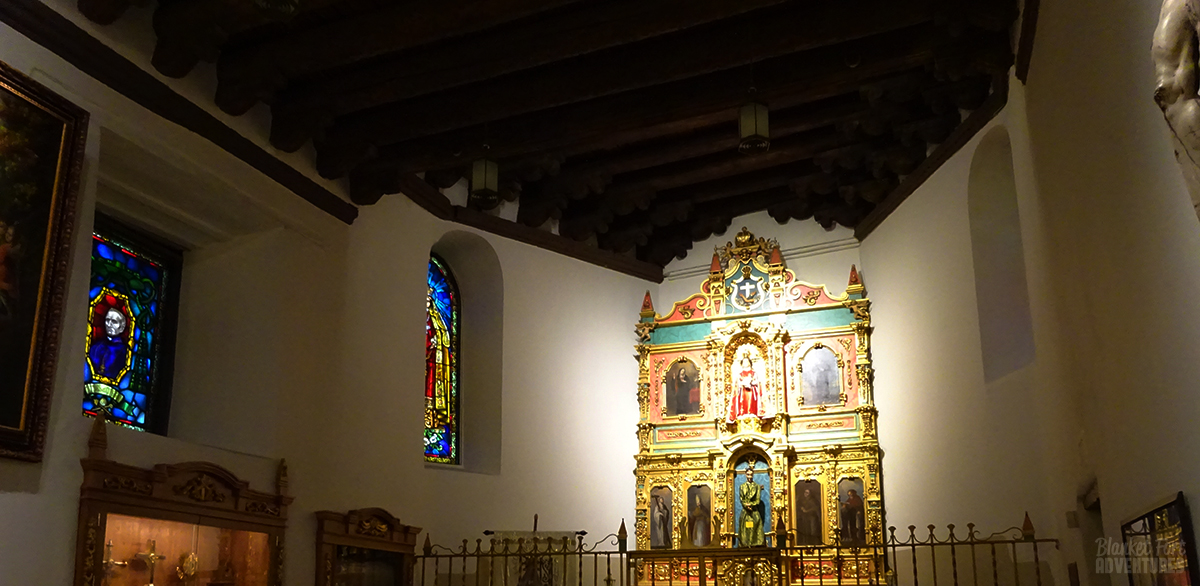 Cathedral Basilica of St Francis of Assisi Santa Fe New Mexico