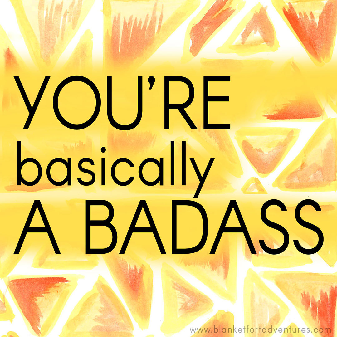 National Compliment Day_Badass