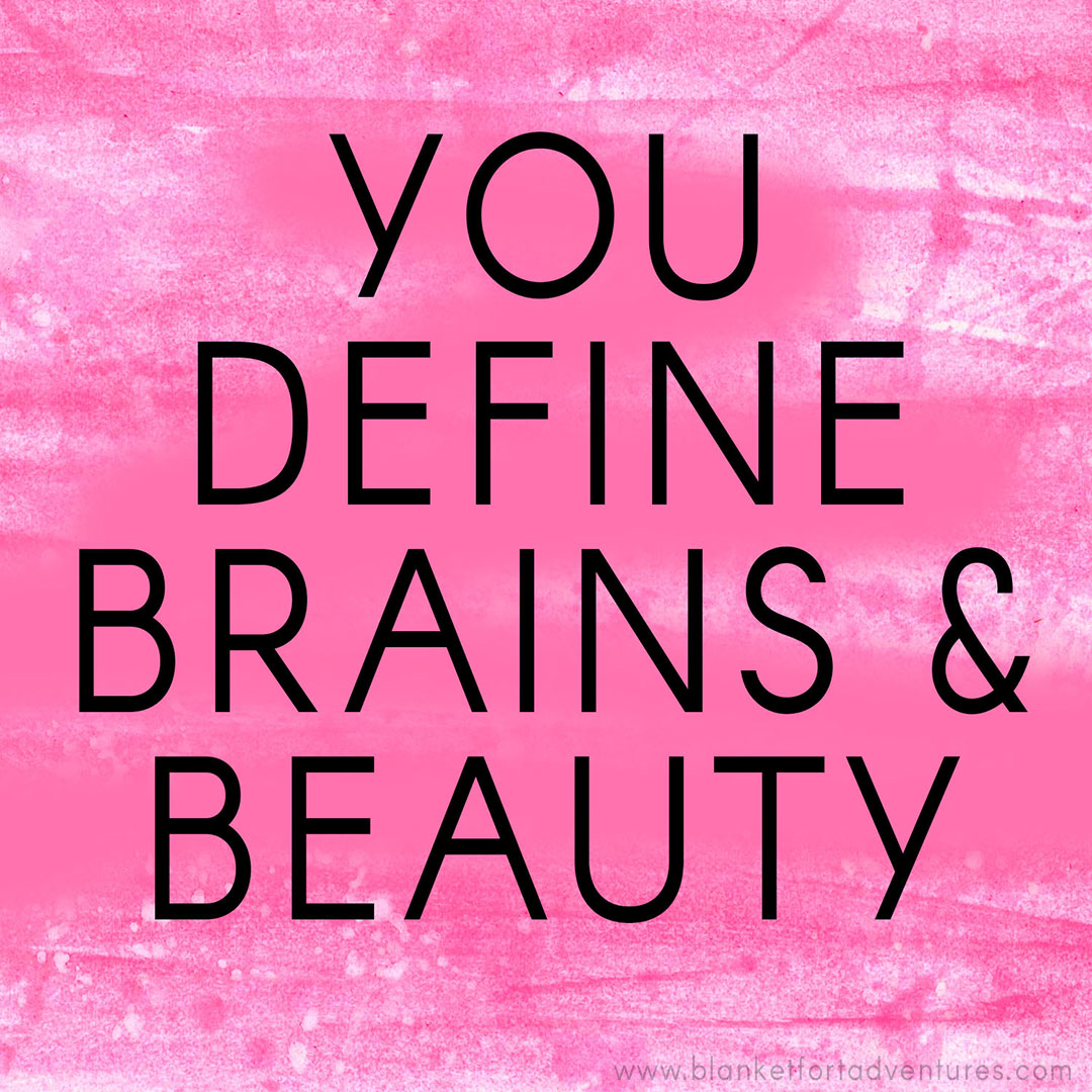 National Compliment Day_ Brains and Beauty