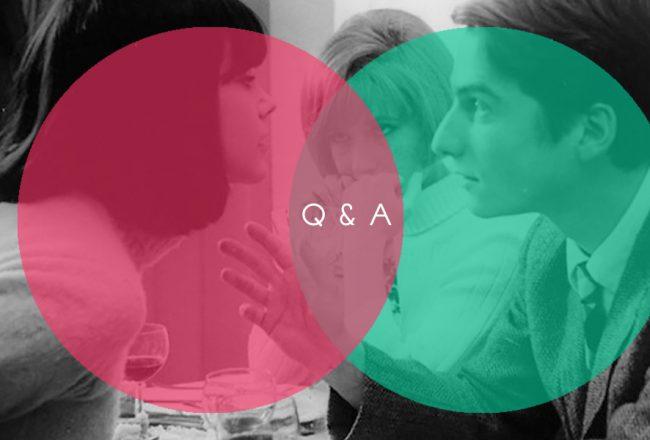 Q & A inspiration
