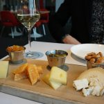 Birthday Cheese Board at LACMA's Ray's & Stark Bar